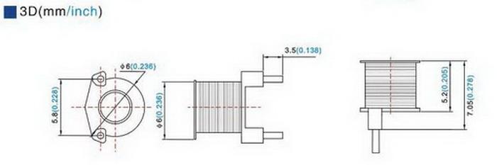 电磁铁:广东深圳线圈电磁铁as0607产品资料之一