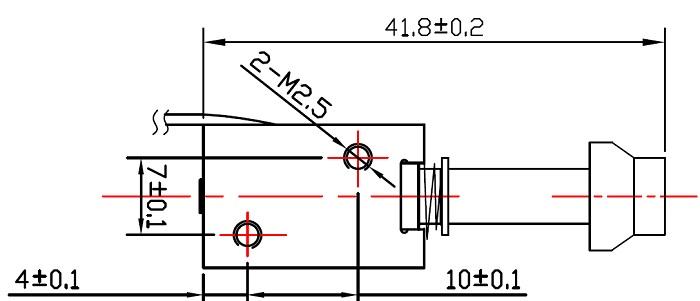 电磁铁厂家:广东深圳摩托车锁单向保持电磁铁系列/ ak0520al-03a1.